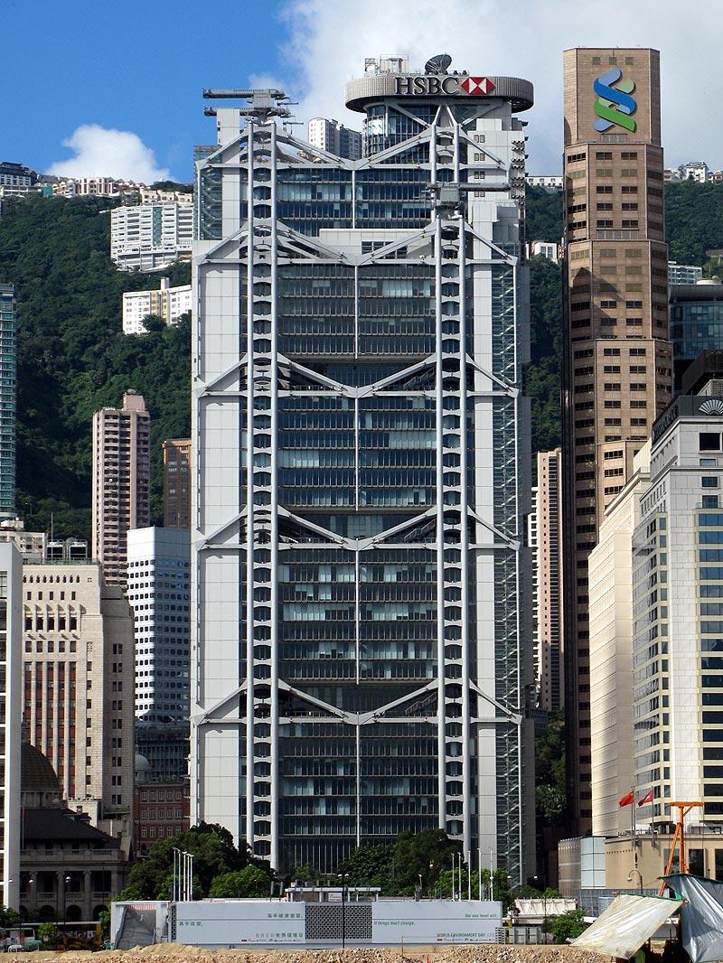 بانک اچ اس بی هولدینگ در هنگ کنگ - دارایی 2.556 تریلیون دلار