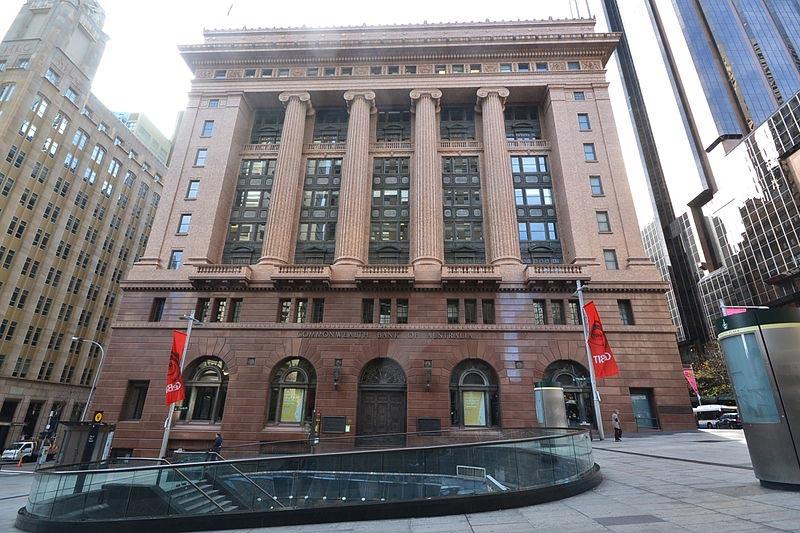 کامن ولث بانک در سیدنی  استرالیا - 718.22 میلیارددلار