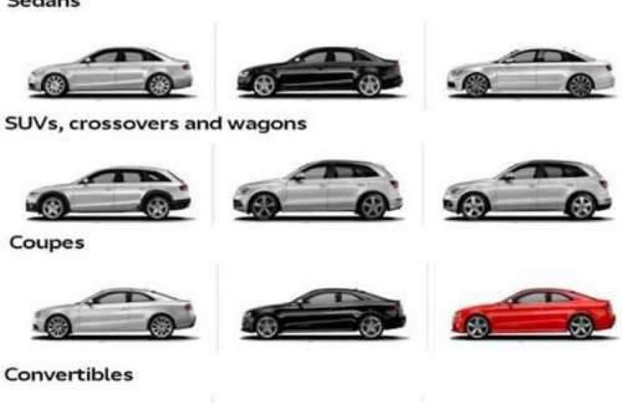 آشنایی با انواع کلاسبندی اتاق خودروهای سواری